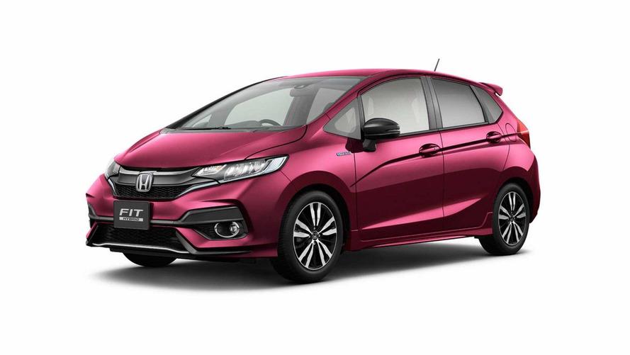 2018 Honda Fit/Jazz