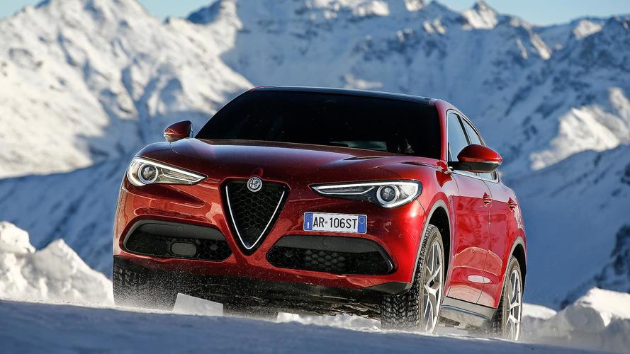 2017 Alfa Romeo Stelvio First Drive