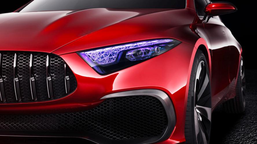 Mercedes CLA - Un profil fastback pour laisser le champ libre à la Classe A berline