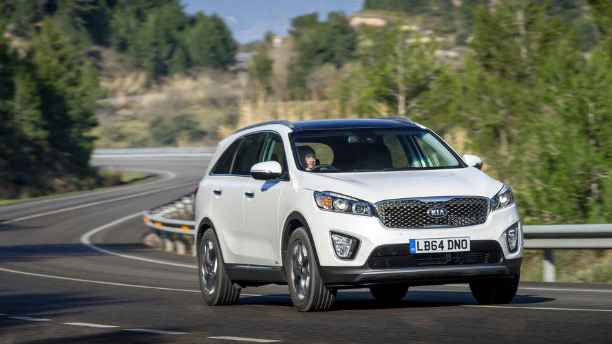 Kia offering a whole range of deals for the New Year