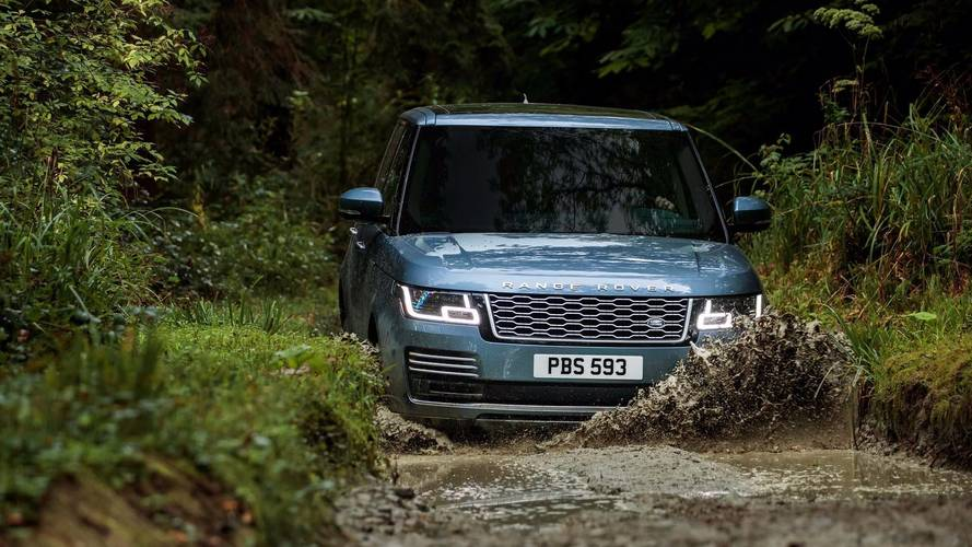 2018 Range Rover updates