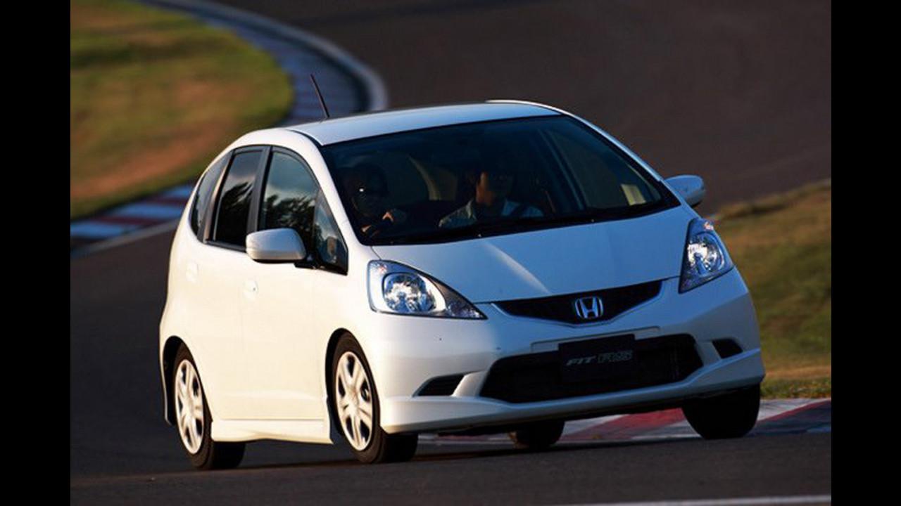 In arrivo la Honda Jazz 2008