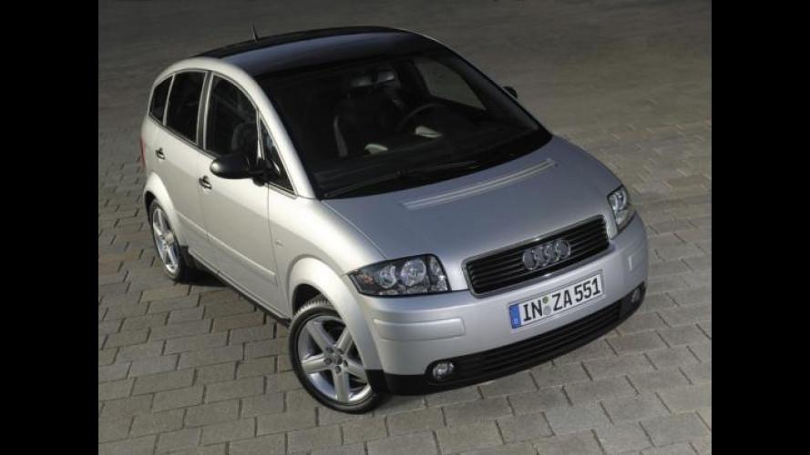 Audi A2 1.4 TDI 90 cv