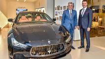 Maserati, Mengerler ile artık Bursa'da