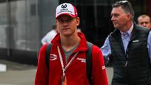 Mick Schumacher Benetton F1-3
