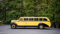 1937 Yellowstone National Park Bus