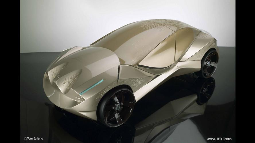 La BMW del 2015 secondo gli studenti dello IED