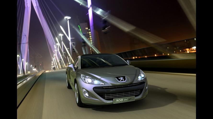 Peugeot RC Z entrerà in produzione