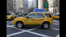 Taxi ibridi a New York