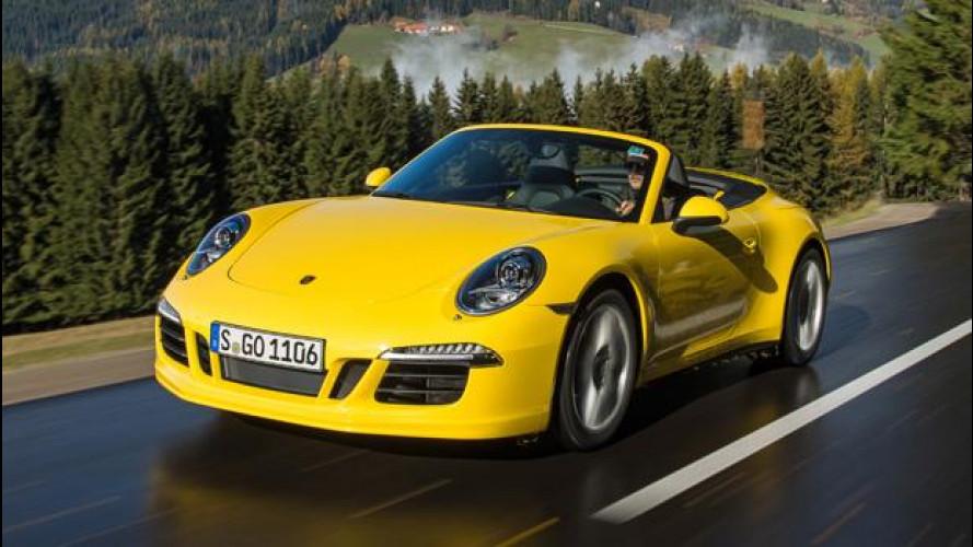 Porsche 911 Carrera 4 e 4S: la sicurezza di andare forte, fortissimo