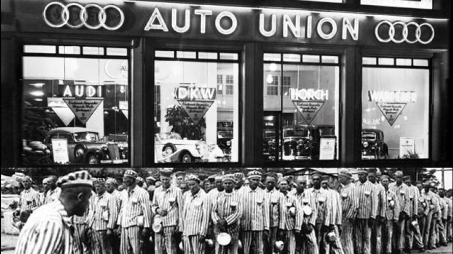 Audi pronta a risarcire eventuali superstiti dei campi di concentramento
