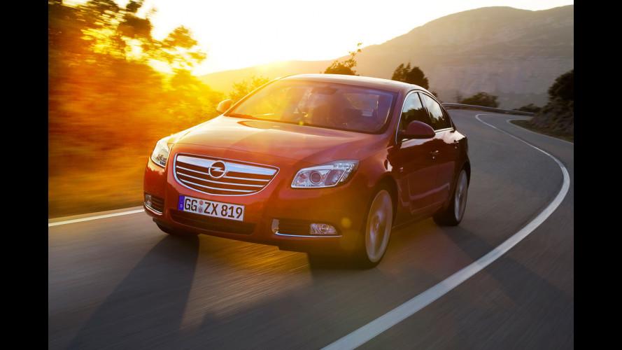Opel Insignia MY2012, un tocco in più