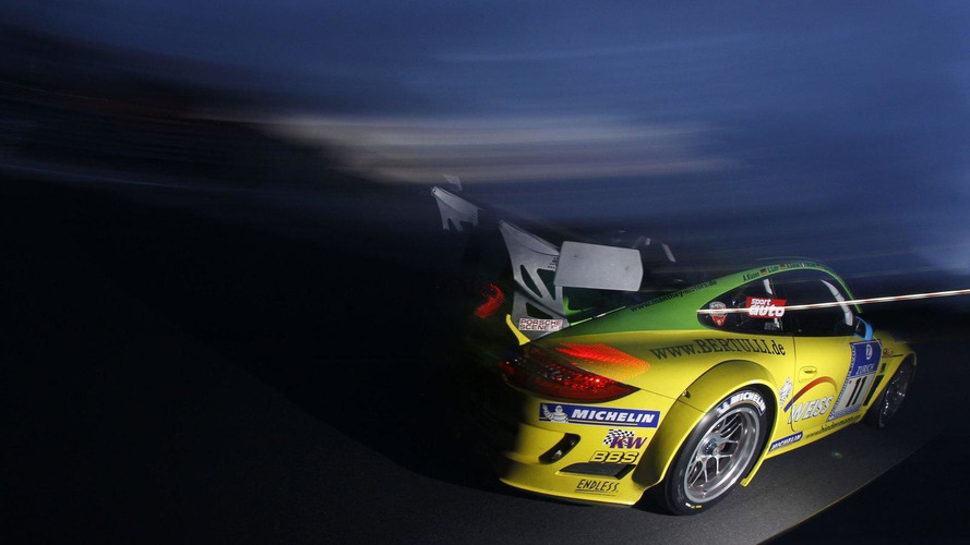 Porsche wins the 2011 Nürburgring 24 hour race - results [video]