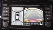 Nissan Juke blind J-turn