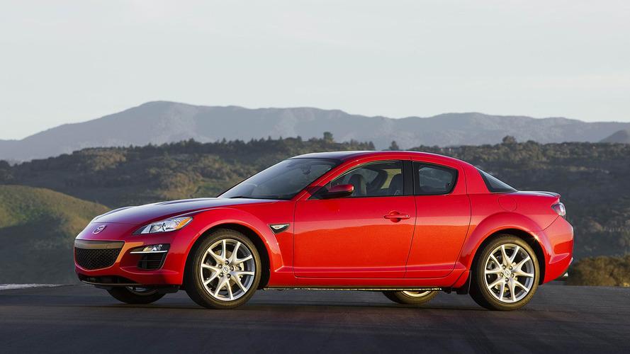 Mazda RX-8'ler için geri çağırma başlatıldı