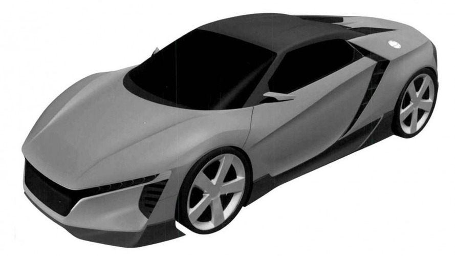 Yeni Honda S2000'de 2.0 lt, çift turbo, 320 bg'lik motor yer alacak