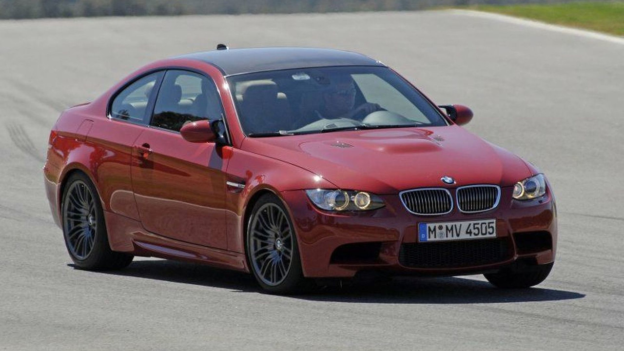 New BMW M3 Sales