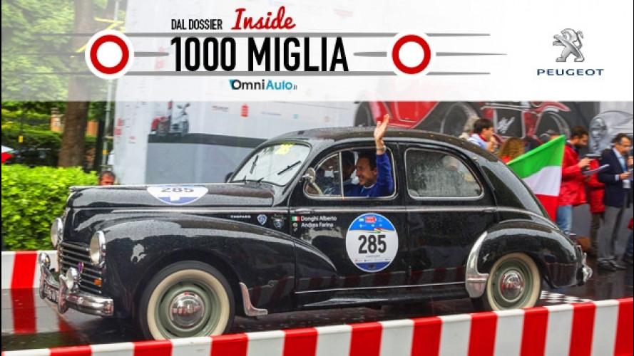 Inside Mille Miglia, da Brescia a Rimini