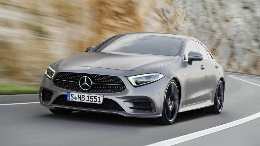 Mercedes CLS (2018) - Précurseur d'un changement de style