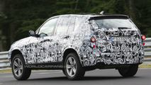 2011 BMW X3 Spied at Nurburgring