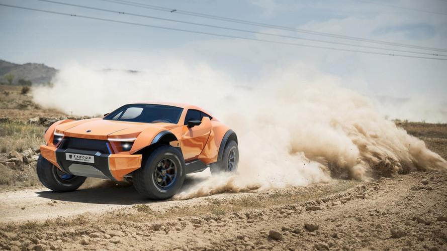 L'incroyable Zarooq Sand Racer 500 GT est prêt !