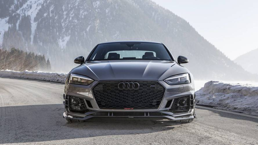 ABT Audi RS5-R In The Austrian Alps