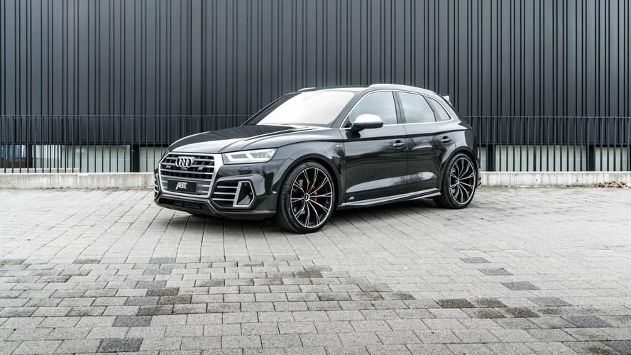 ABT hace del Audi SQ5 2018 un todocamino casi de carreras