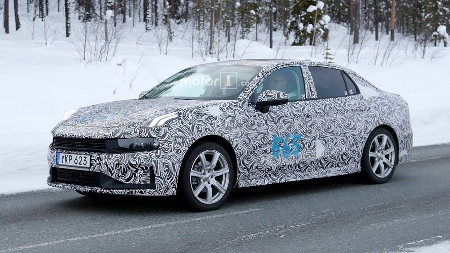 Lynk & Co 03 Sedan Shows Off Even More In New Spy Photos [UPDATE]