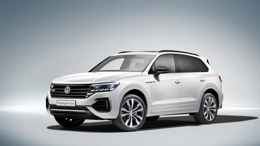 Volkswagen Touareg 2018, coloso 4x4