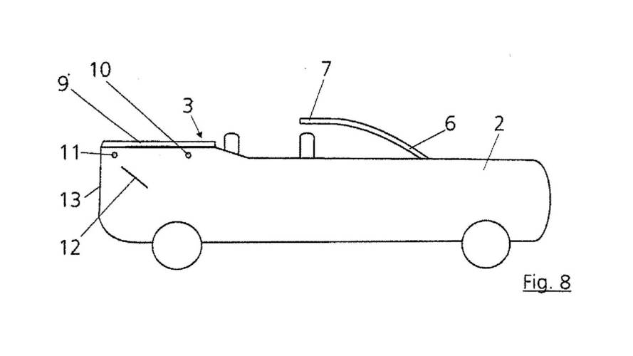 Audi Patent Previews Possible Open-Top SUV