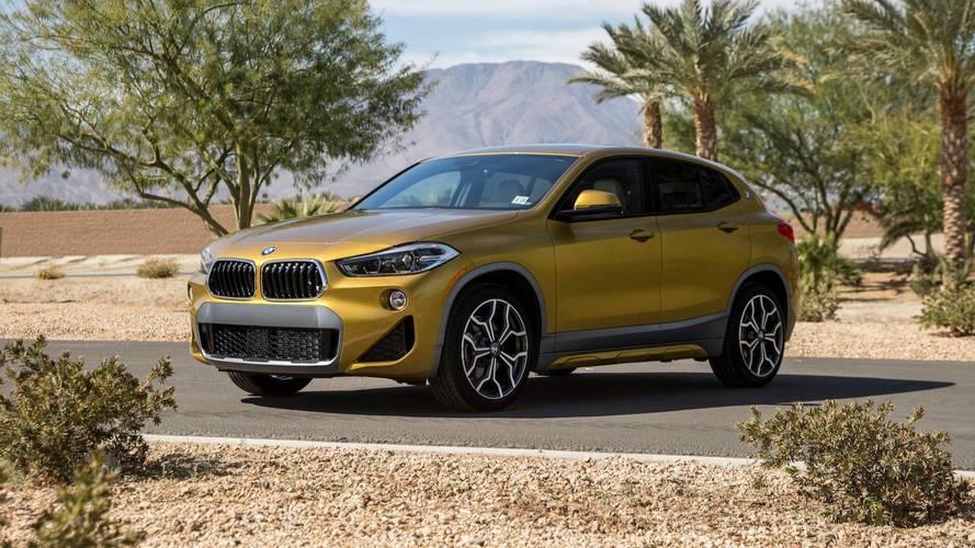 2018 BMW X2 İlk Sürüş: X1'den daha eğlenceli