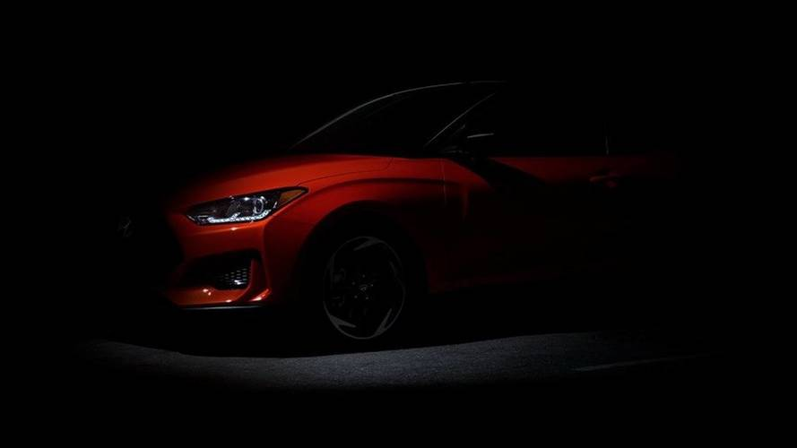 Hyundai Can't Stop Teasing The New Veloster