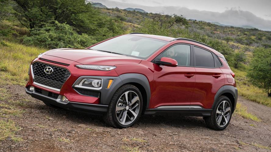 Hyundai Begins Work On Kona N But It Hasn T Been Approved Yet