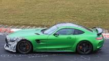 2019 Mercedes-AMG GT R facelift spy photo