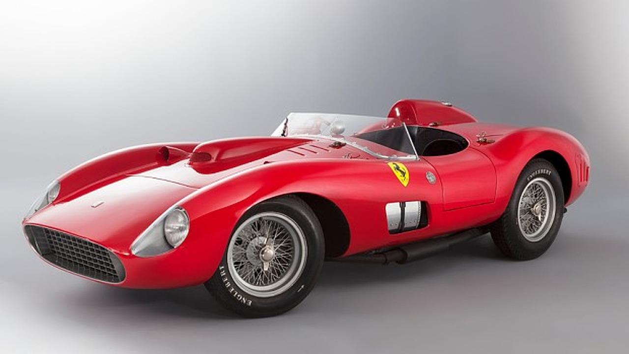 3. Ferrari 335 Sport Scaglietti