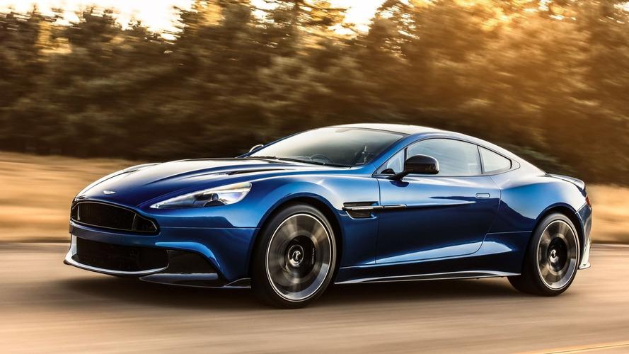 L'Aston Martin Vanquish sera ressuscitée avec un moteur central arrière