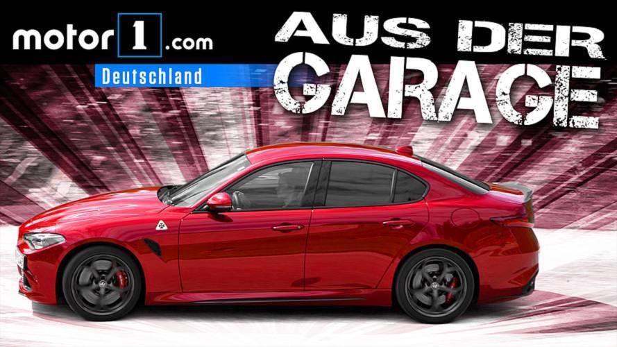 Alfa Romeo Giulia QV im Langzeittest | AUS DER GARAGE