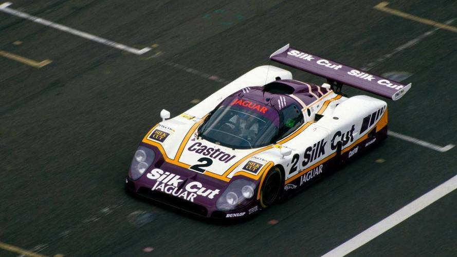 How Jackie Stewart Became The Only Driver To Write-Off A Jaguar XJR-9