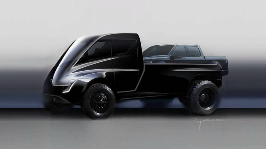 Tesla fa sul serio col suo pick-up elettrico