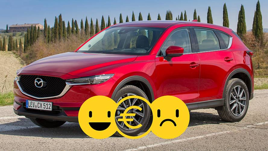 Promozione Mazda CX-5 Diesel, perché conviene e perché no