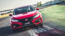 Honda Civic Type R 2018: récord en Magny-Cours