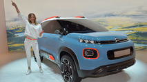 Citroën C-Aircross Concept - 2017 Cenevre Otomobil Fuarı