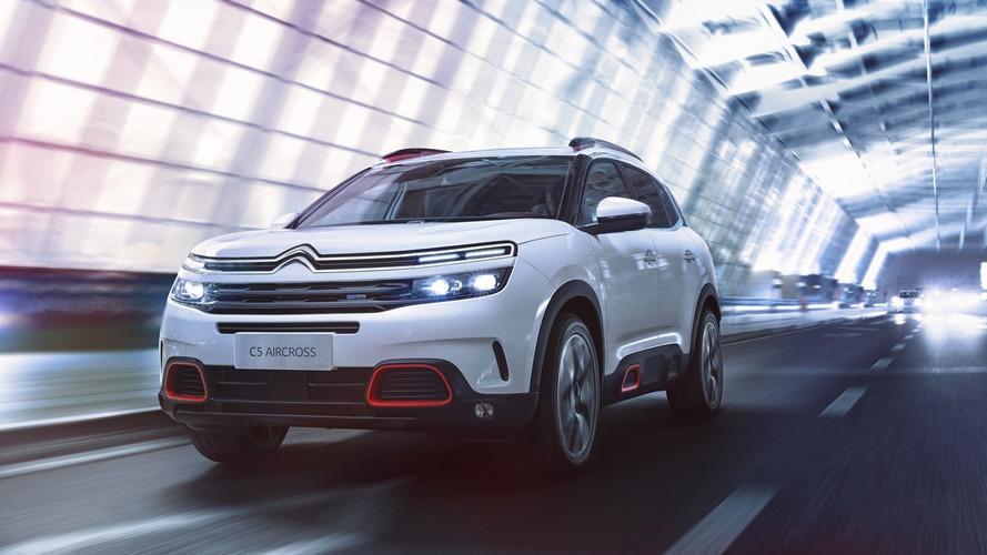 Citroën confirma lançamento do SUV C5 Aircross na Argentina