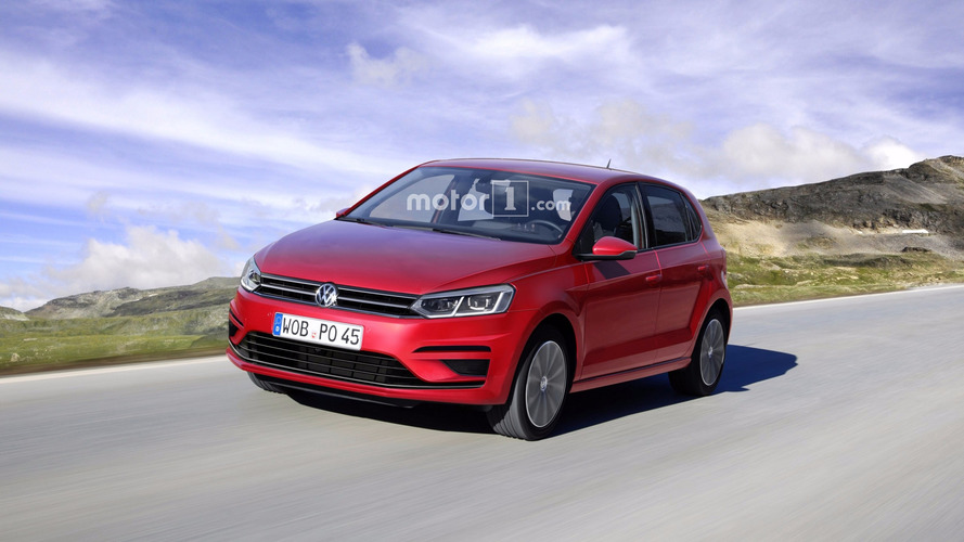 2017 Volkswagen Polo debuting in Frankfurt, engine lineup reduced