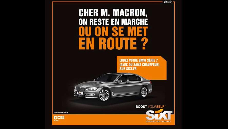 Cher M. Macron, on reste en marche ou on se met en route ?