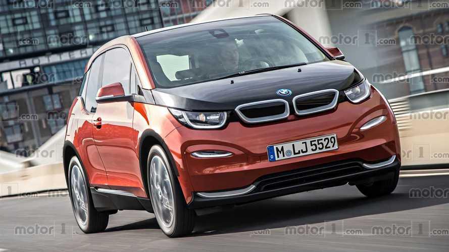 Yeni BMW i3'e dijital bir bakış