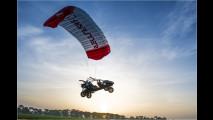 Fliegender Geländewagen