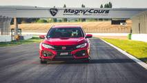 Honda Civic Type R Magny-Cours Record