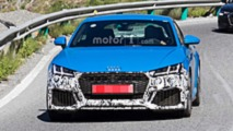 2019 Audi TT-RS Facelift