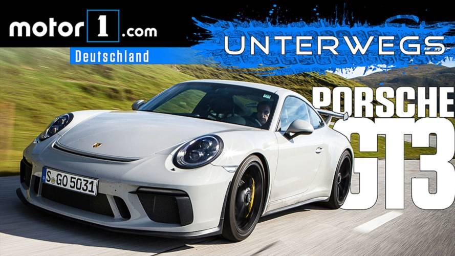 Bester Handschalter aller Zeiten!?: Porsche 911 GT3 | UNTERWEGS mit Daniel Hohmeyer